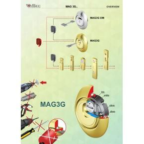 DEFENDER DISEC MAG3G 3G2FMSTB-25D1