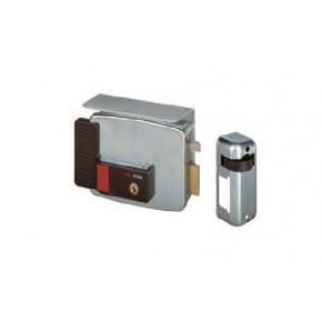 Elettroserratura per Cilindro con pulsante